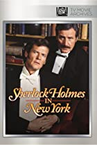 Image of Sherlock Holmes in New York