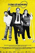 Cigáni idú do volieb (2012) Poster