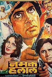 Namak Halaal(1982) Poster - Movie Forum, Cast, Reviews