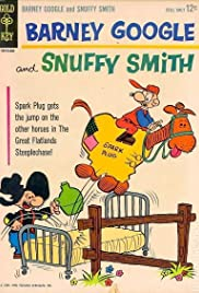Snuffy Smith and Barney Google Poster