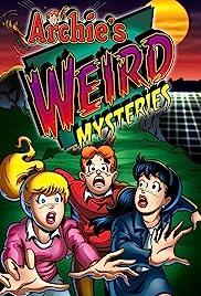 Archie's Weird Mysteries Poster - TV Show Forum, Cast, Reviews
