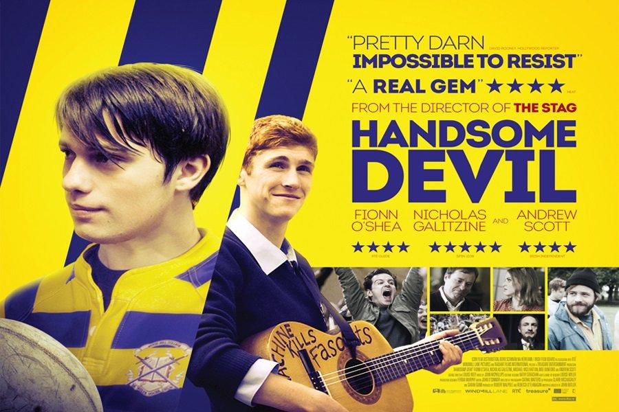 Handsome Devil (2017), filme online subtitrat în Română