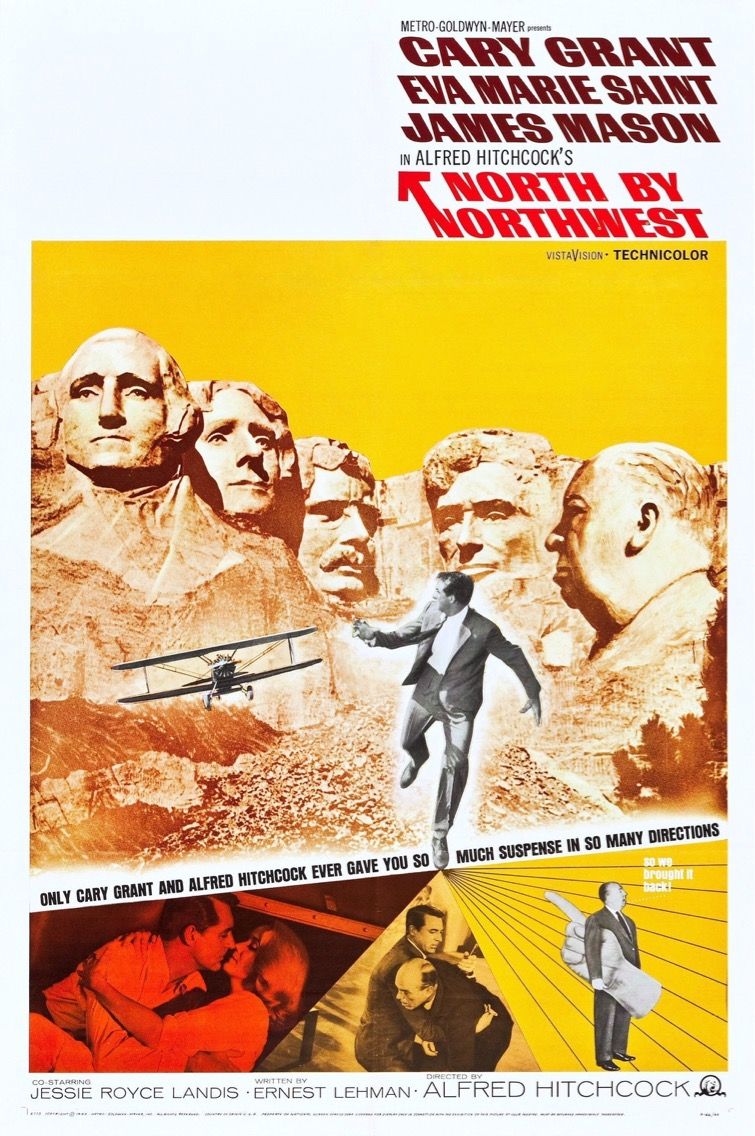 North by Northwest Watch Full Movie Free Online