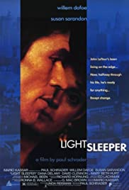 Light Sleeper (1992) Poster - Movie Forum, Cast, Reviews