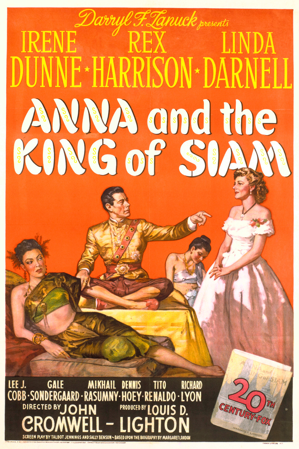 image Anna and the King of Siam Watch Full Movie Free Online