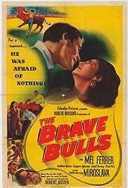 The Brave Bulls Poster