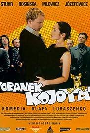 Poranek kojota Poster
