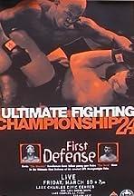 UFC 24: First Defense