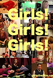 Girls! Girls! Girls! Poster