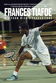 Frances Tiafoe Poster