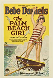 The Palm Beach Girl Poster