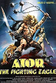 Ator, the Fighting Eagle (1982) Poster - Movie Forum, Cast, Reviews