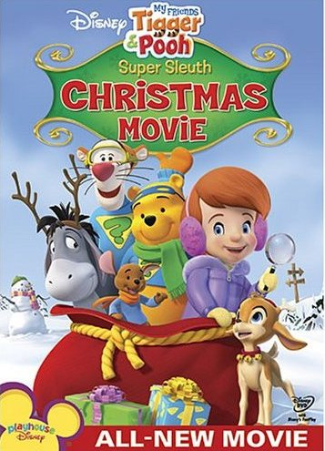 image Pooh's Super Sleuth Christmas Movie Watch Full Movie Free Online