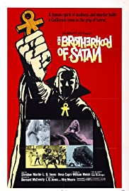 The Brotherhood of Satan (1971) Poster - Movie Forum, Cast, Reviews