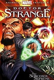 Doctor Strange(2007) Poster - Movie Forum, Cast, Reviews