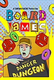 Board James Poster