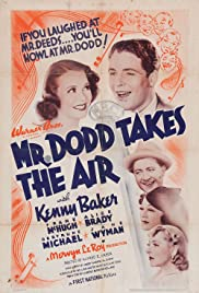 Mr. Dodd Takes the Air (1937) Poster - Movie Forum, Cast, Reviews