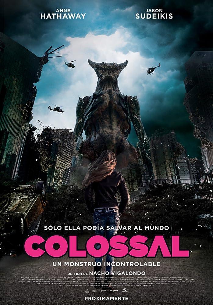Milžinas / Colossal (2016)