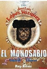 El monosabio Poster