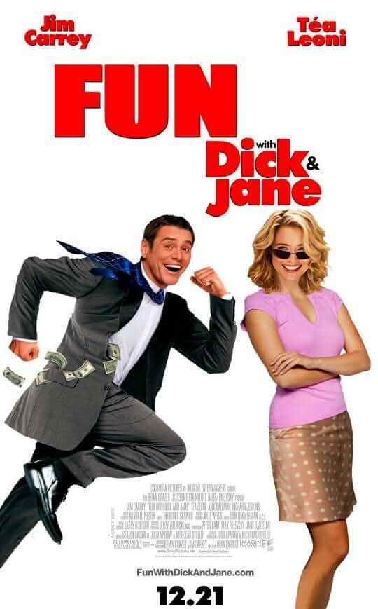 Fun With Dick And Jane (2005) 720p BluRay x264 AAC ESubs Dual Audio [Hindi + English] worldfree4u extramovies movies365