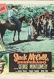 Jack McCall, Desperado Poster