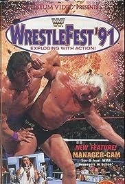 WWF: Wrestlefest '91 Poster
