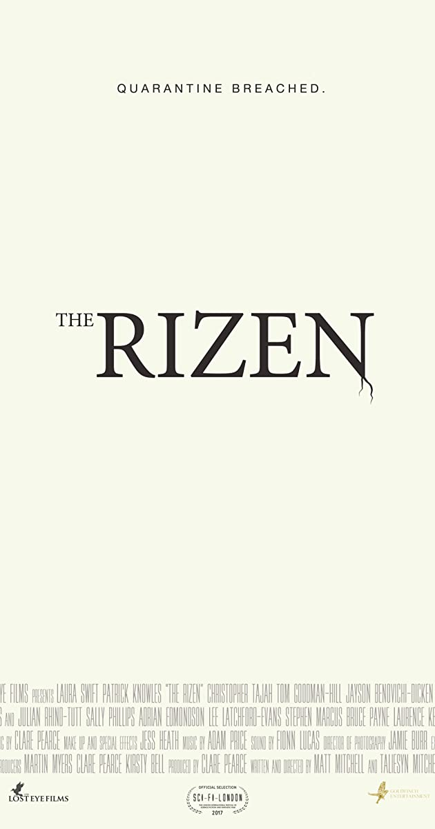 The Rizen (2017) - IMDb
