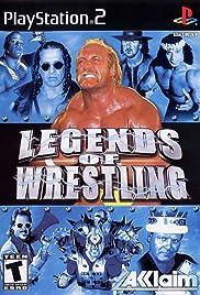 Legends of Wrestling Poster