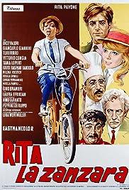 Rita la zanzara Poster