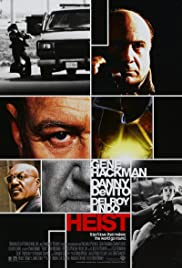 Heist (2001) Poster - Movie Forum, Cast, Reviews