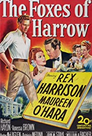 The Foxes of Harrow (1947) Poster - Movie Forum, Cast, Reviews