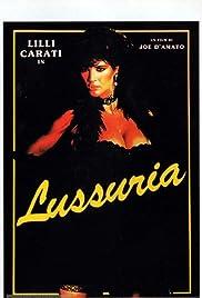 Lussuria Poster
