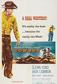 Cowboy(1958) Poster - Movie Forum, Cast, Reviews