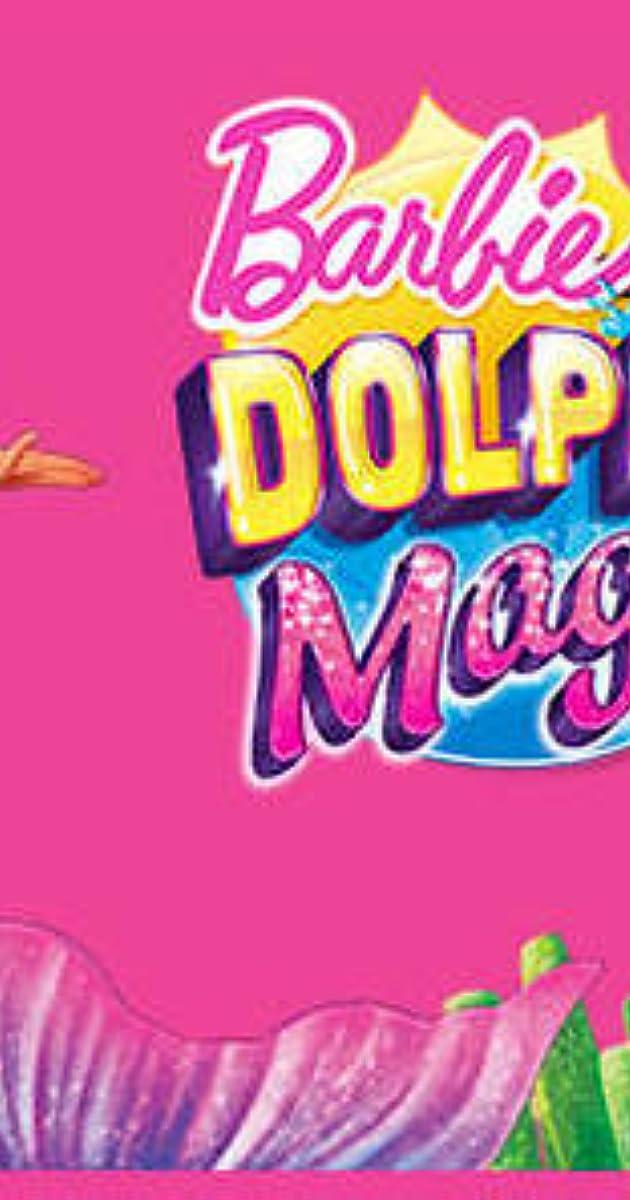 Barbie: Dolphin Magic 2017 BRRip