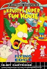 Krusty's Super Fun House Poster