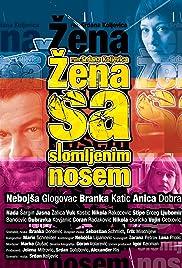 Zena sa slomljenim nosem Poster