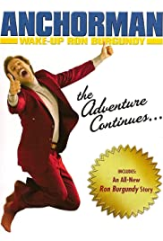 Wake Up, Ron Burgundy: The Lost Movie Poster