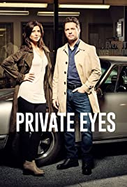 Private Eyes Poster - TV Show Forum, Cast, Reviews