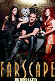 Farscape Undressed Poster