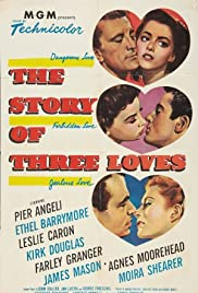 The Story of Three Loves(1953) Poster - Movie Forum, Cast, Reviews