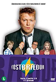 Fóstbræður Poster - TV Show Forum, Cast, Reviews