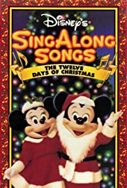 Disney Sing-Along-Songs: The Twelve Days of Christmas Poster