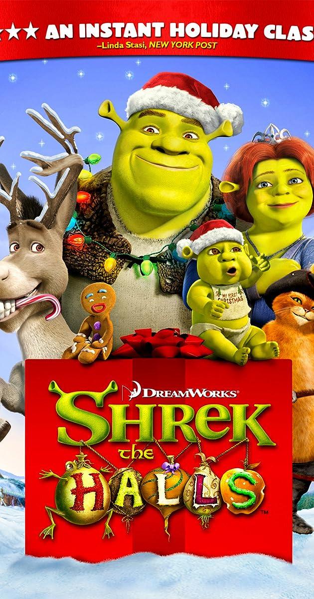 Šrekas. Kalėdų bumas / Shrek the Halls (2007) Online