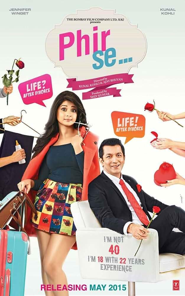 Phir Se 2015 Hindi Full Movie 720p HDRip full movie watch online freee download at movies365.lol