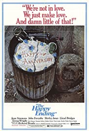The Happy Ending (1969) Poster - Movie Forum, Cast, Reviews