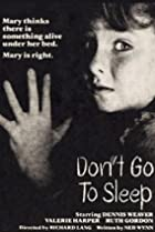 Image of Don't Go to Sleep