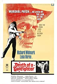 Death of a Gunfighter (1969) Poster - Movie Forum, Cast, Reviews