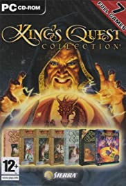 King's Quest II: Romancing the Throne Poster