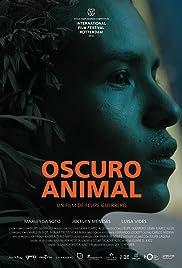 Oscuro animal Poster