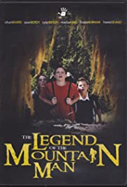 The Legend of the Mountain Man Poster